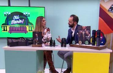ola maria entrevista Papillon